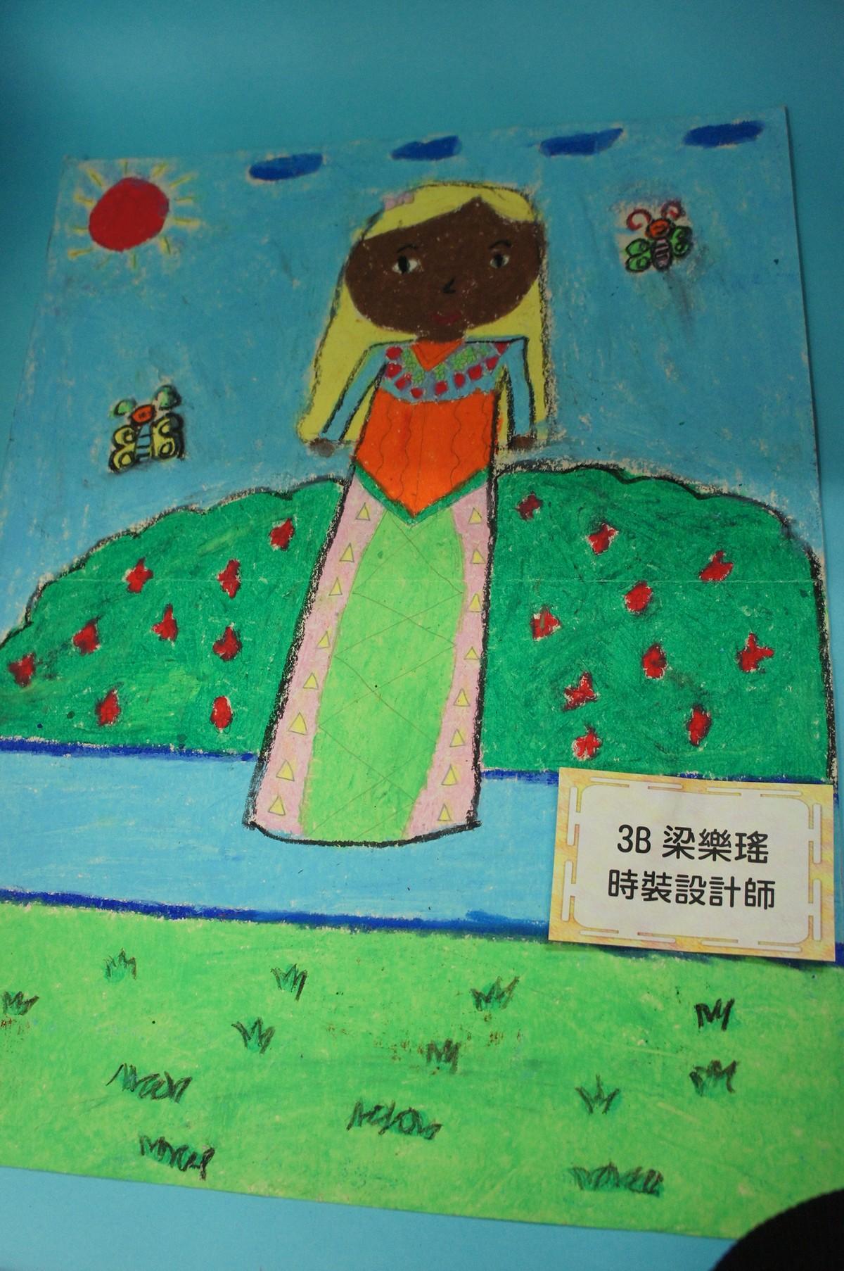 小学一年级美术简笔画